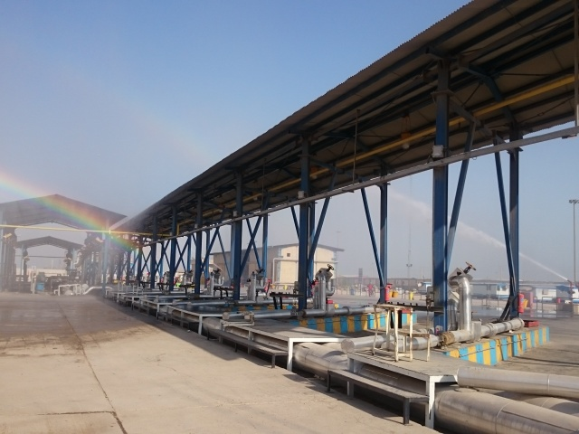 Imam Khomeini Port Oil Terminal Project – Mahshahr